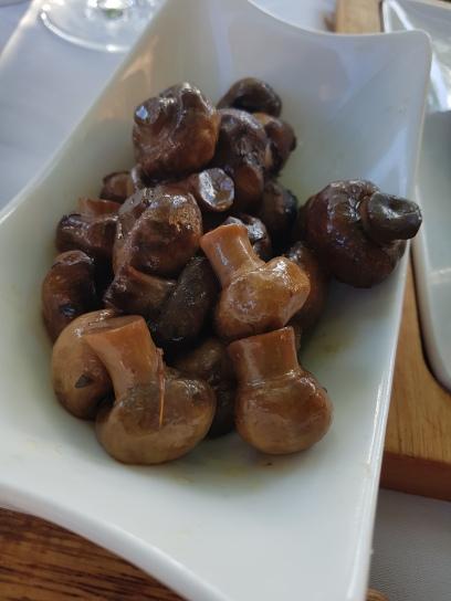 Butter Mushrooms...